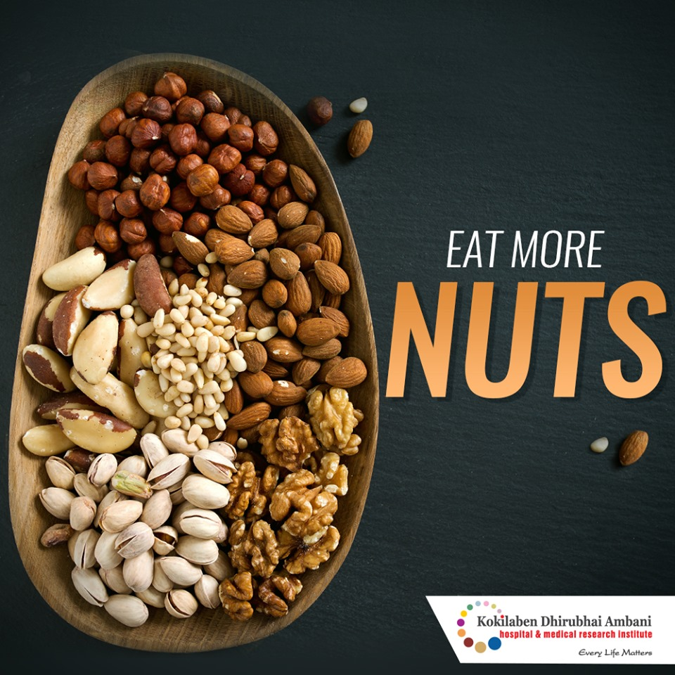 Eat more nuts