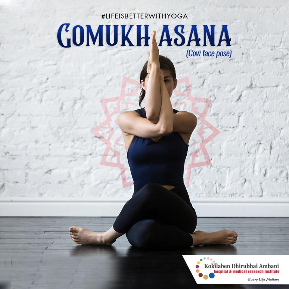 Benefits of Gomukh asana