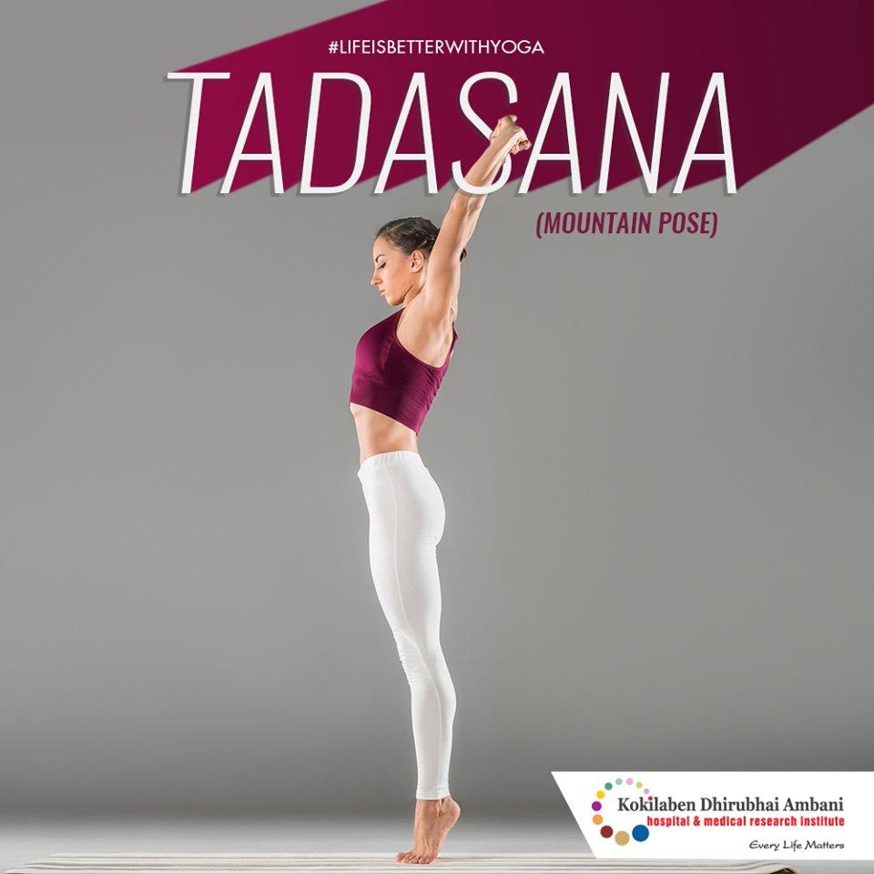 Benefits of Tadasana