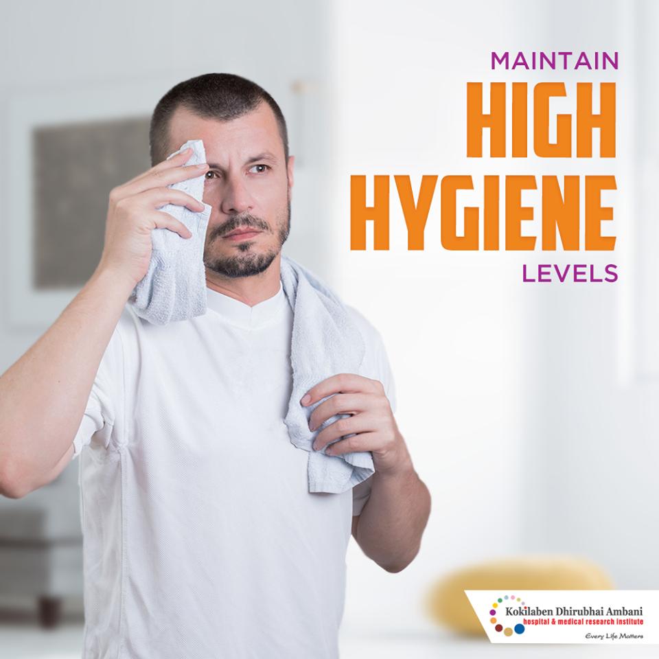 Main Your Hygiene