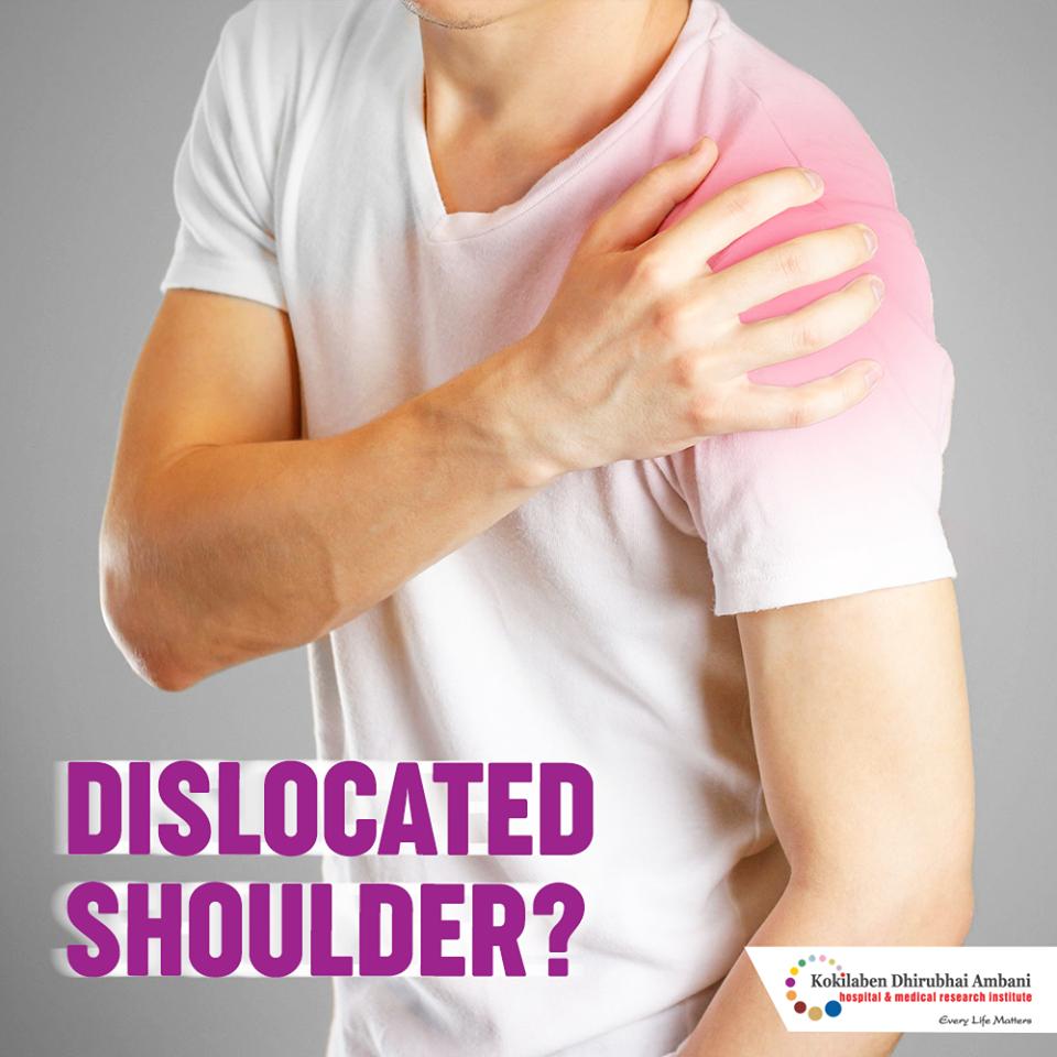 Dislocated Shoulder?