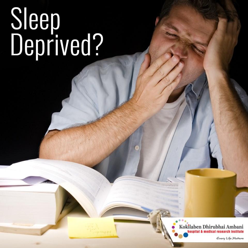 Sleep Deprived?
