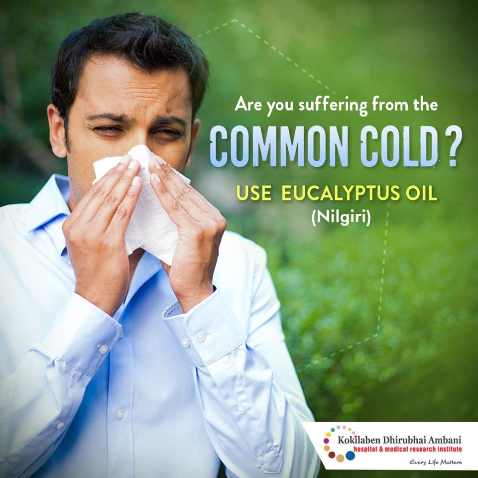 Are you suffering from the common cold?