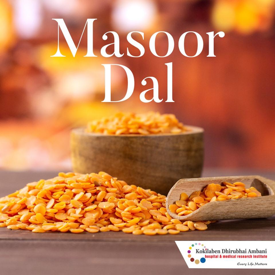Benefits of Masoor Dal