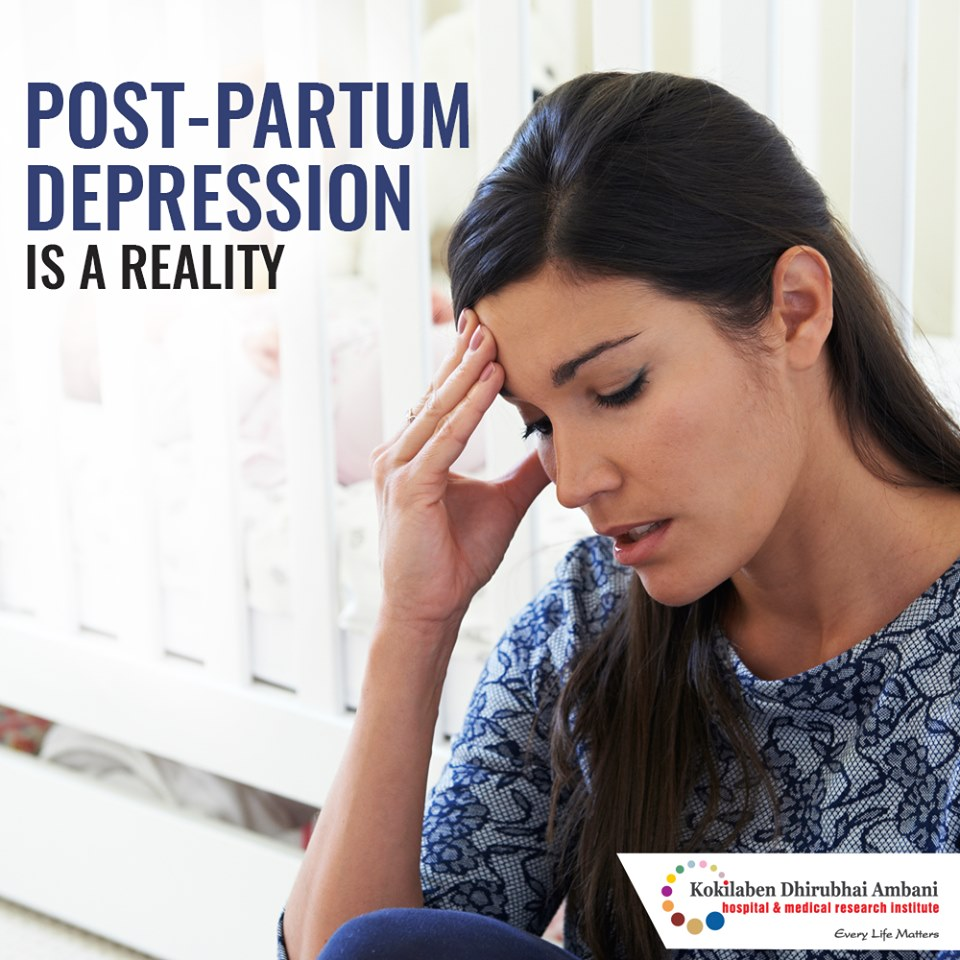 Postpartum Depression: Be there to support your loved ones!