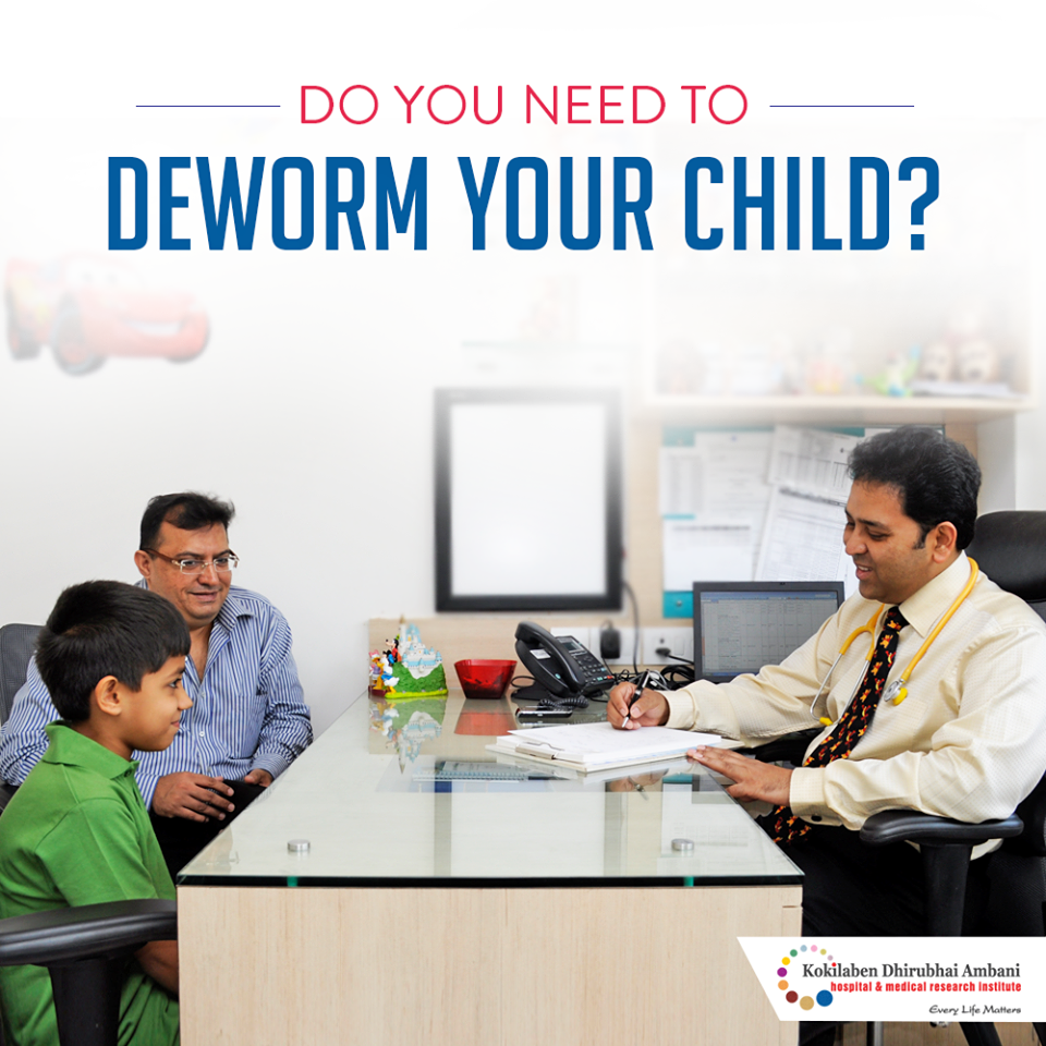 Do you need to deworm your child?