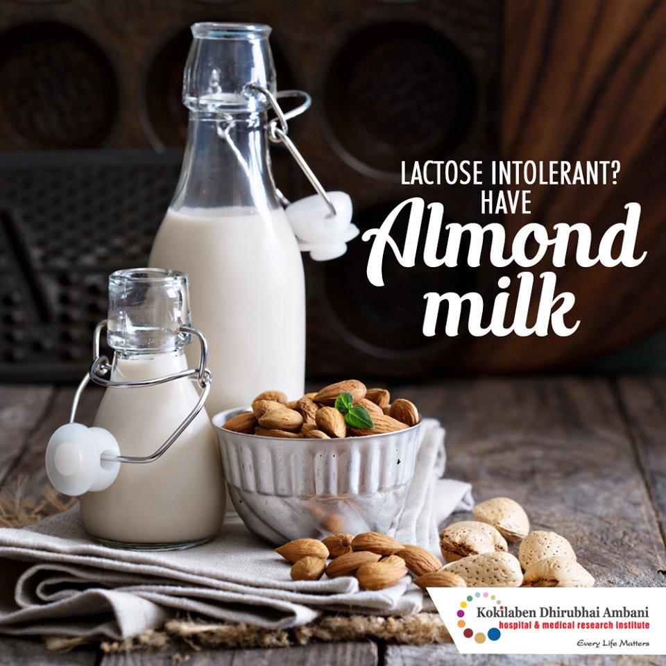 Lactose Intolerant?
