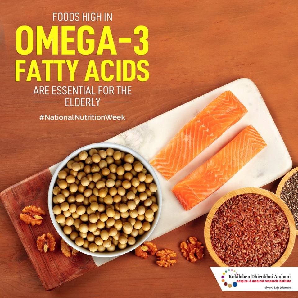 All about omega 3 fatty acids