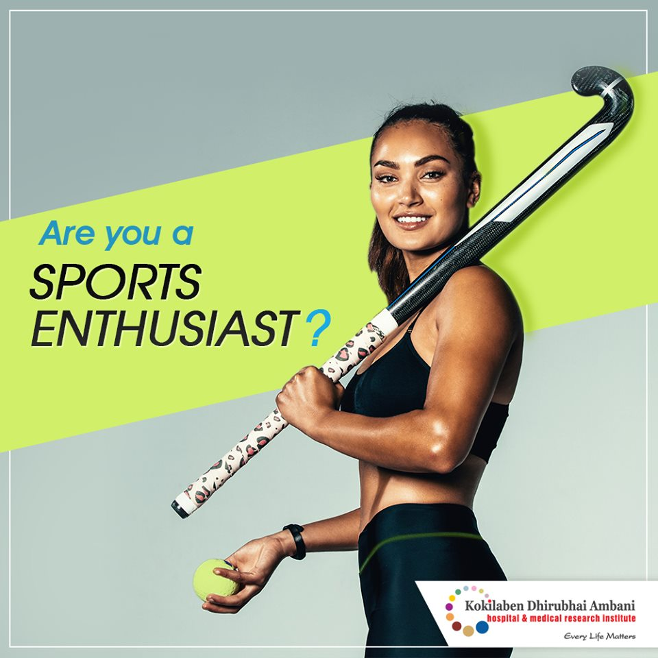 Are you a sports enthusiast?