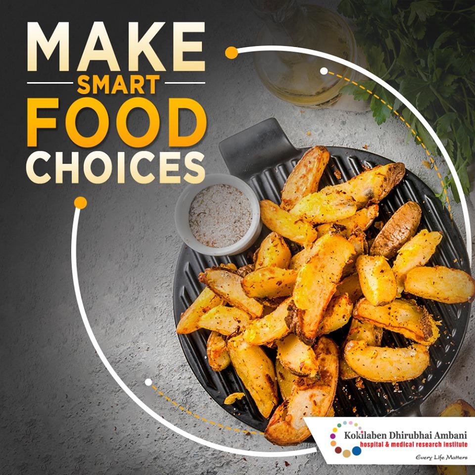 Make smart food choices
