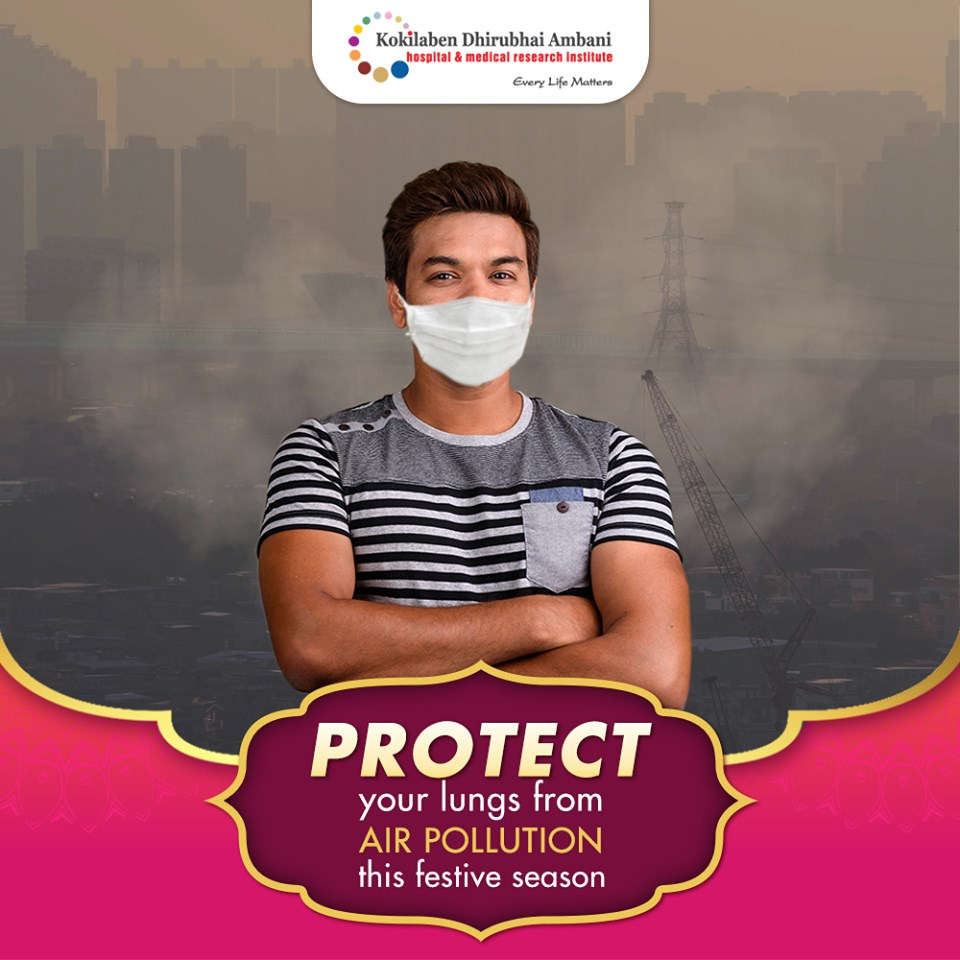 Protect your lungs from air pollution