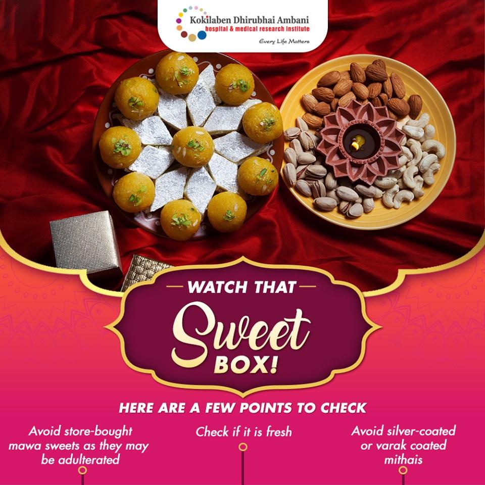 Watch that sweet box!