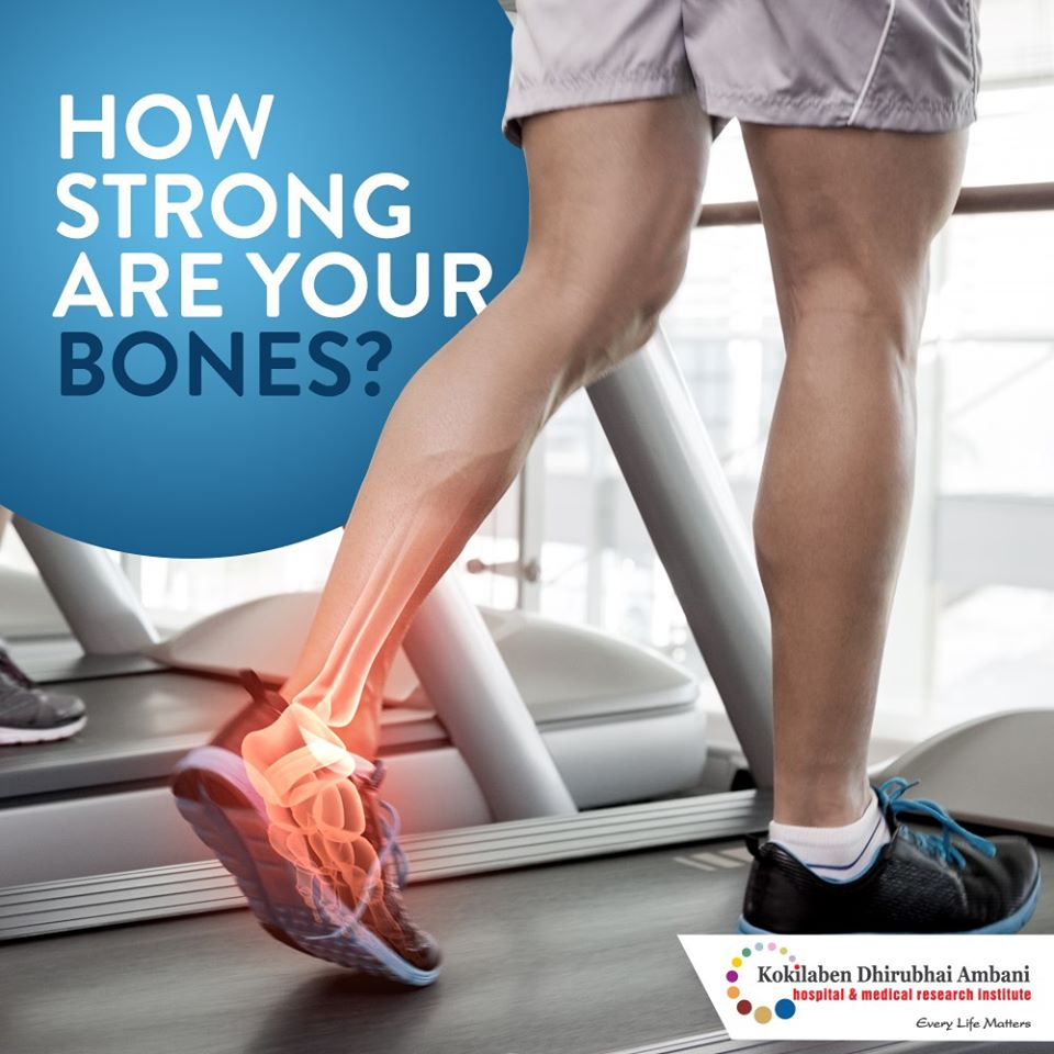 How strong are your bones?